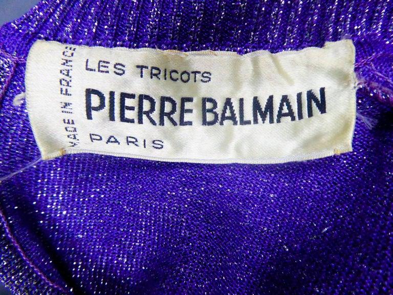 Pierre Balmain Three-piece Ensemble For Sale 3