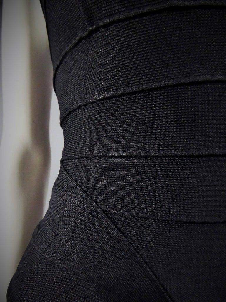 Women's Hervé Léger Couture Dress For Sale