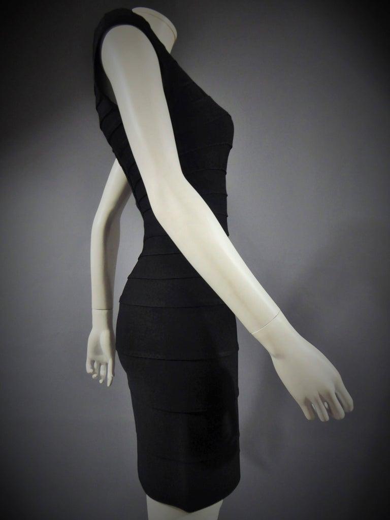 Hervé Léger Couture Dress For Sale 2