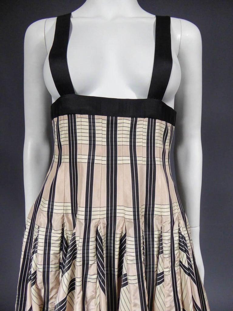 Rochas silk skirt - Circa 2000 For Sale 1