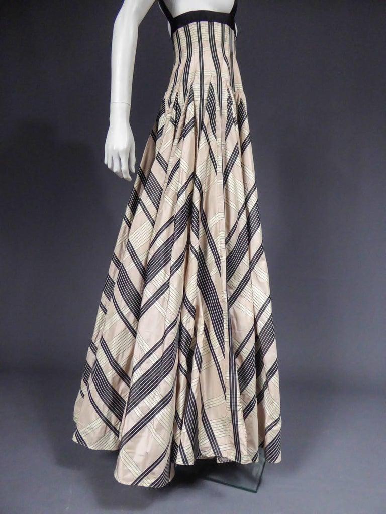 Rochas silk skirt - Circa 2000 For Sale 3