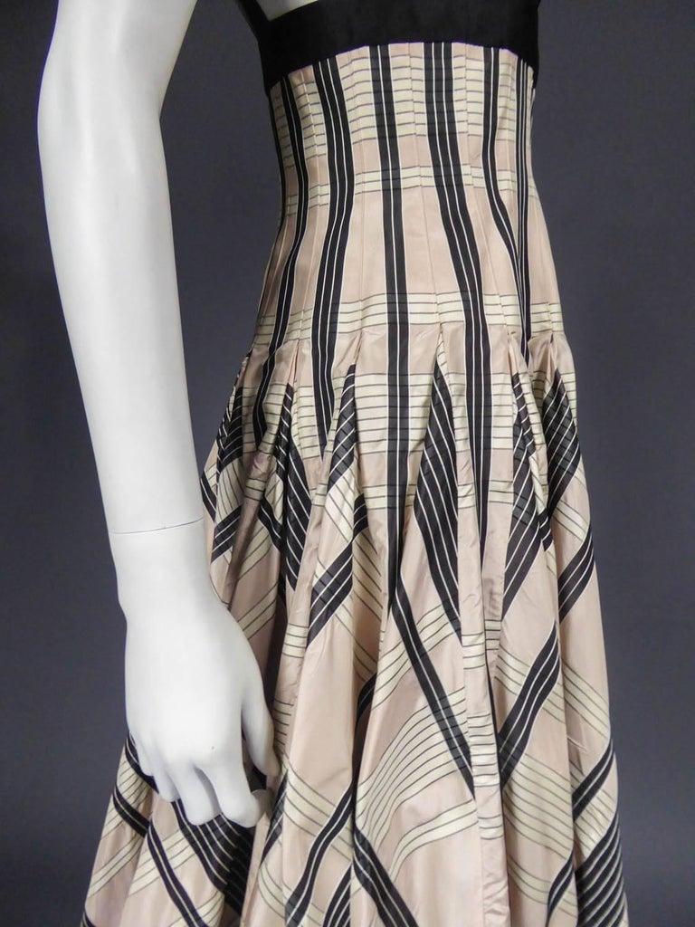 Rochas silk skirt - Circa 2000 For Sale 4