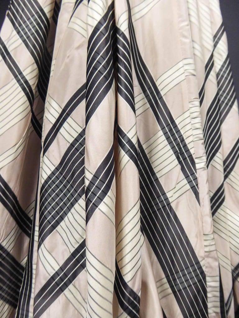 Rochas silk skirt - Circa 2000 For Sale 5