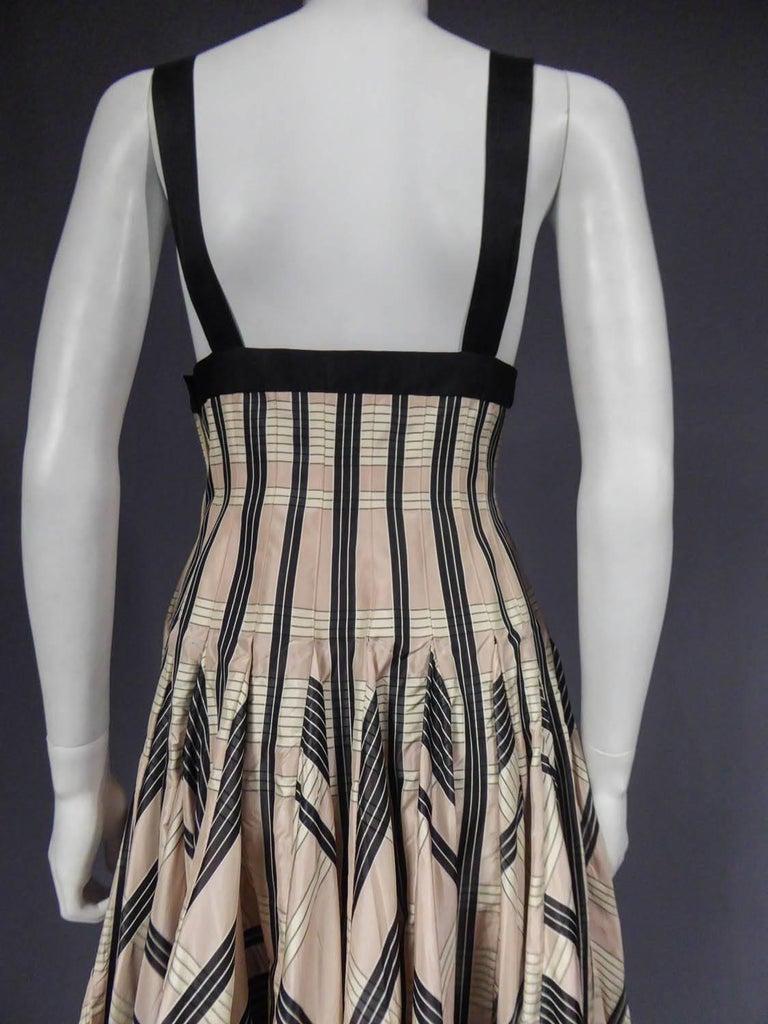Rochas silk skirt - Circa 2000 For Sale 8
