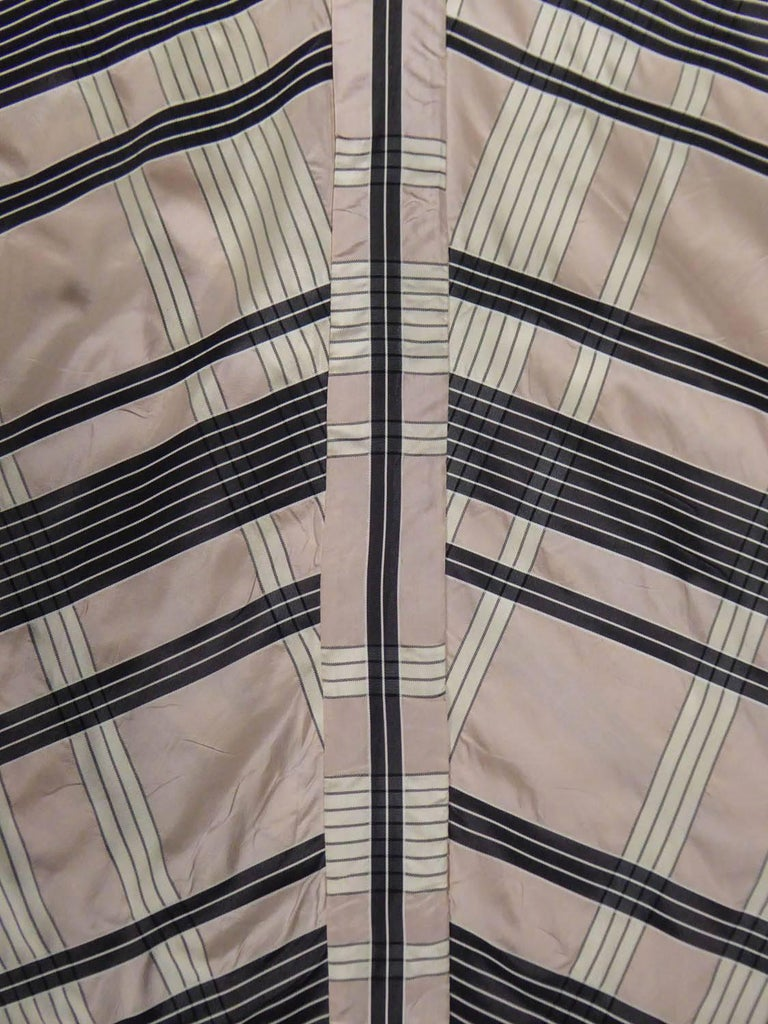 Rochas silk skirt - Circa 2000 For Sale 9