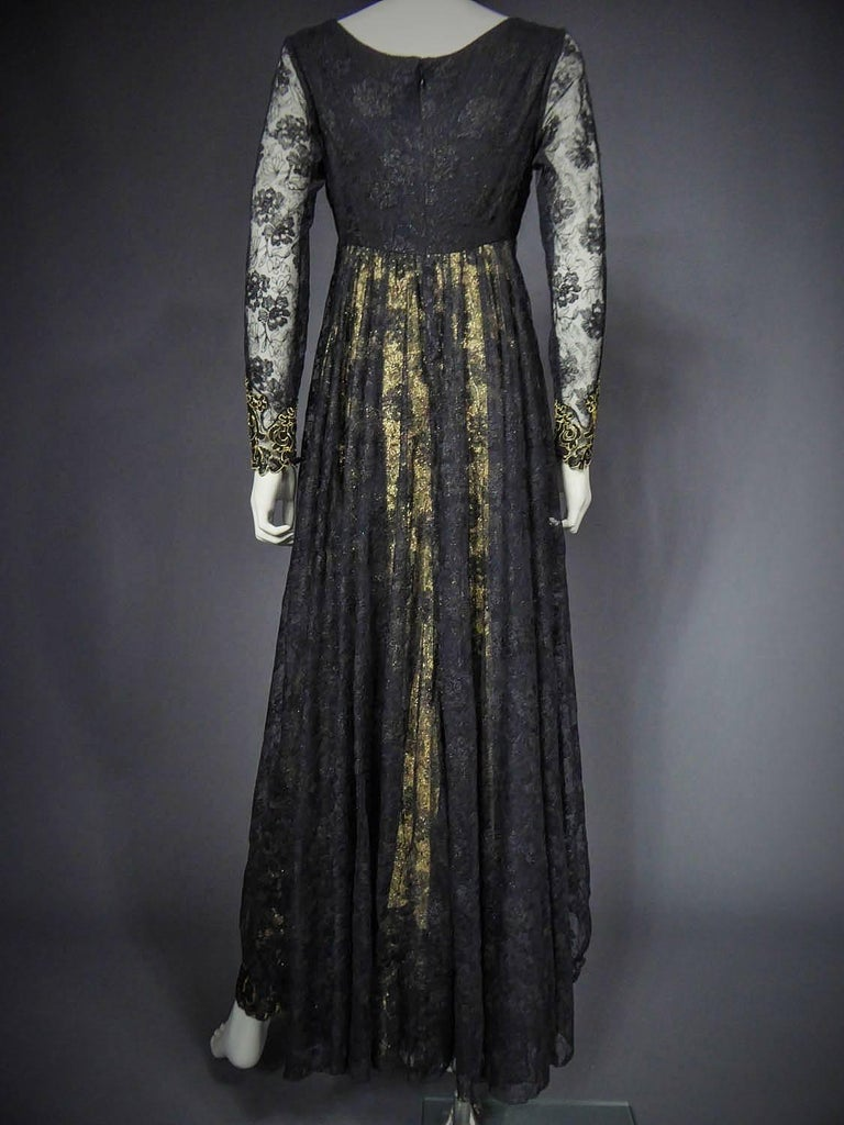 Christian Lacroix Couture evening gown, circa 1990 For Sale 4
