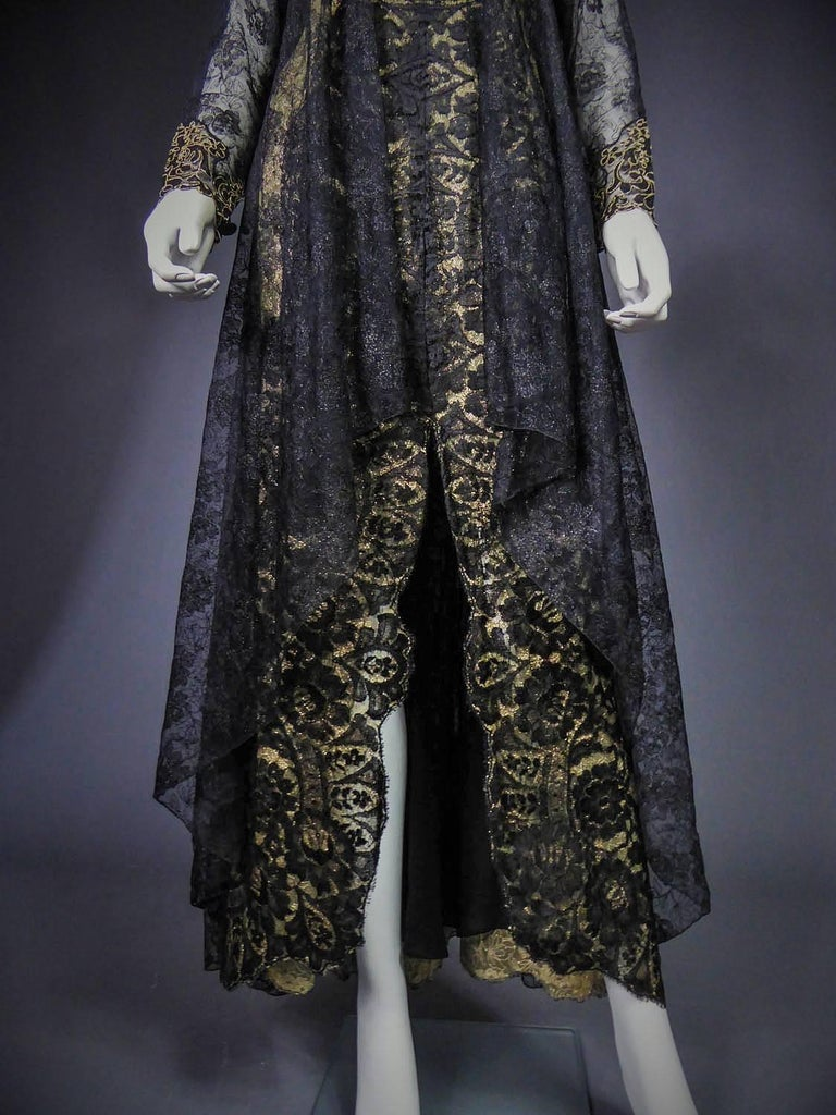 Christian Lacroix Couture evening gown, circa 1990 For Sale 6
