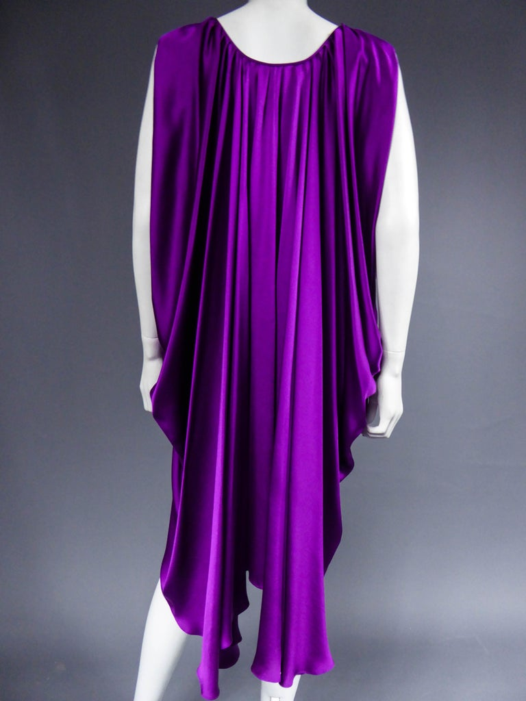 Yves Saint Laurent Dress by Stefano Pilati, 2008 Collection  For Sale 4