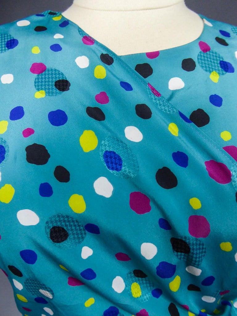 Women's Pierre Balmain Dress, Circa 1980 For Sale