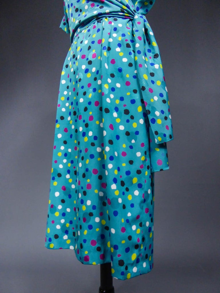 Pierre Balmain Dress, Circa 1980 For Sale 2