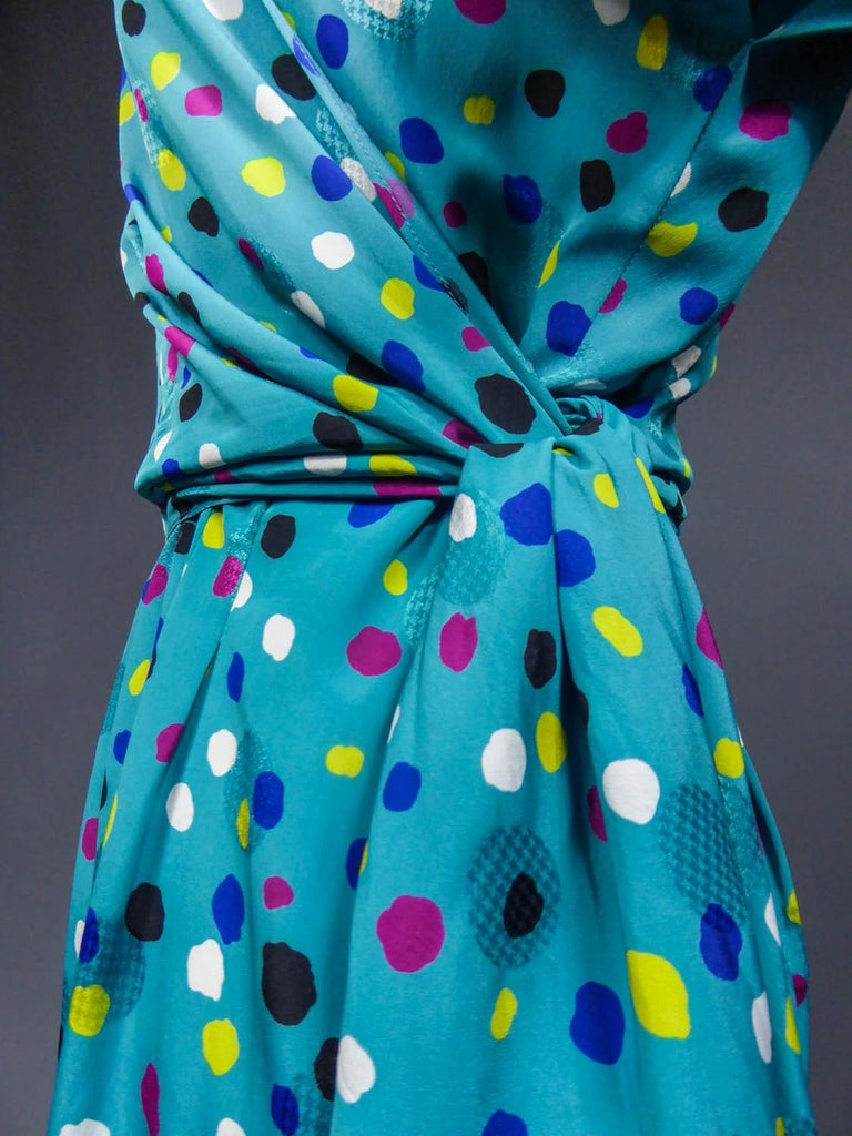 Pierre Balmain Dress, Circa 1980 For Sale 3