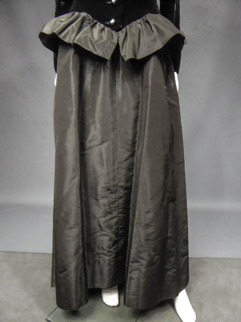 Givenchy Couture Evening Dress Circa 1980  For Sale 4