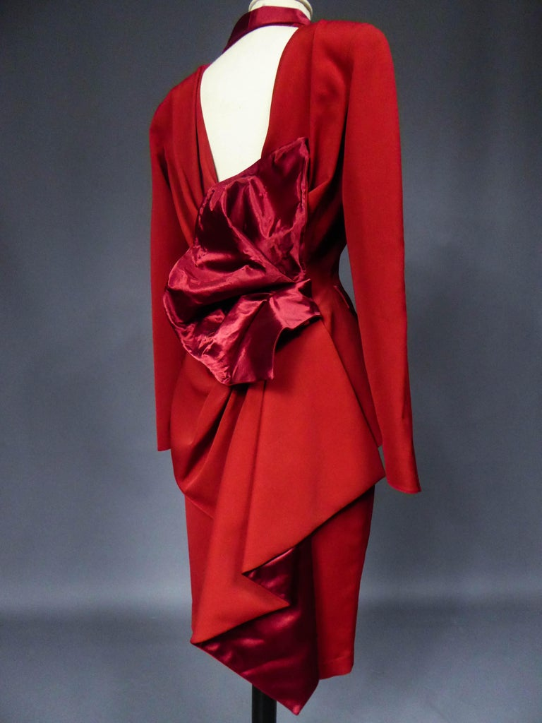 Thierry Mugler Couture Skirt Set Circa 1990 For Sale 6