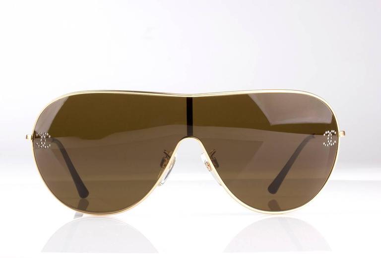 Chanel vintage sunglasses mod 4122-B  5