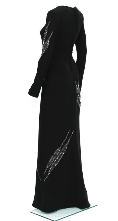Women's Emilio Pucci Embellished Gown Eva Longoria Wore to the ALMA Awards It 38 US 4 For Sale