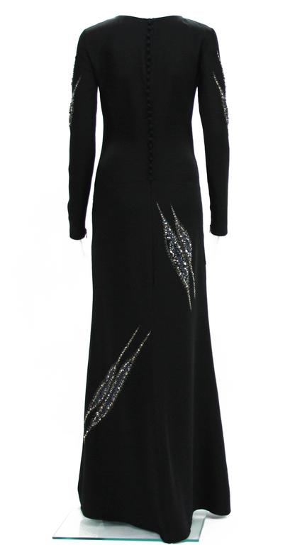 Emilio Pucci Embellished Gown Eva Longoria Wore to the ALMA Awards It 38 US 4 For Sale 1