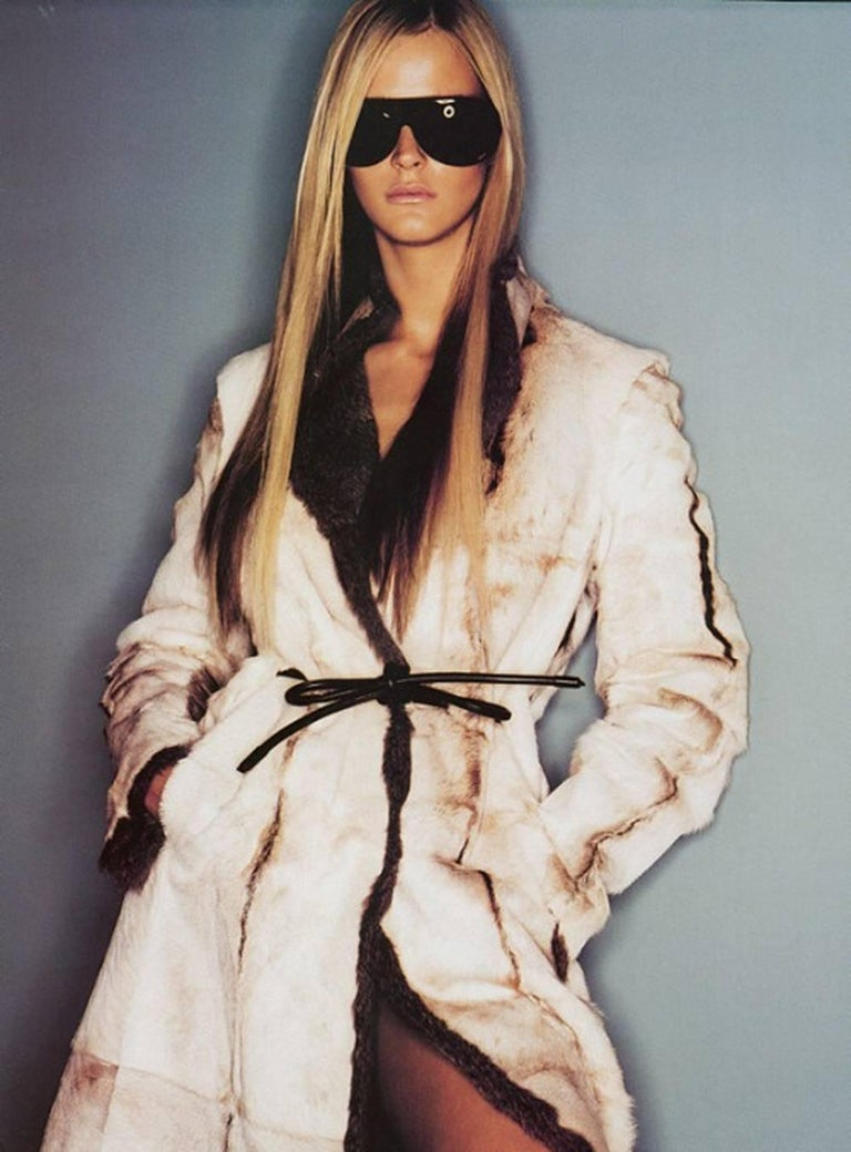 Tom Ford For Gucci 1999 Collection Reversible Emerald