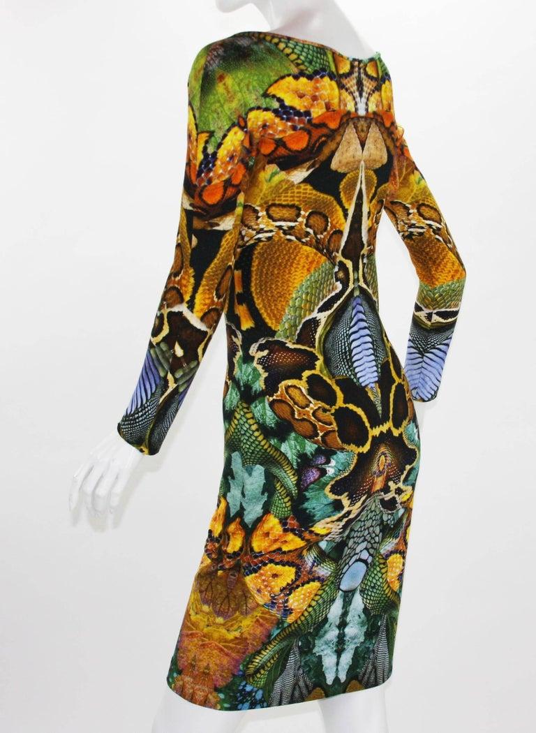 Alexander McQueen Plato's Atlantis Collection Stretch Dress, S / S 2010  For Sale 1