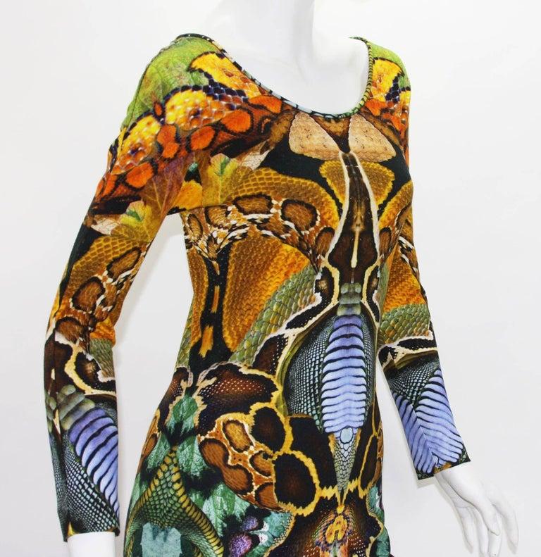 Alexander McQueen Plato's Atlantis Collection Stretch Dress, S / S 2010  For Sale 3