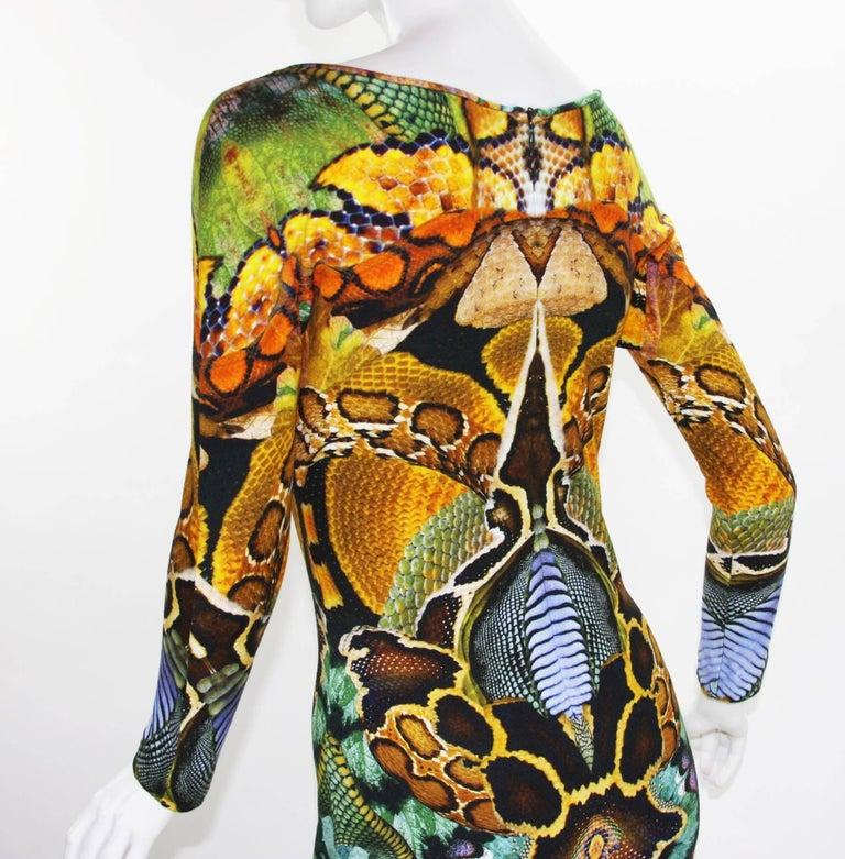 Alexander McQueen Plato's Atlantis Collection Stretch Dress, S / S 2010  For Sale 4