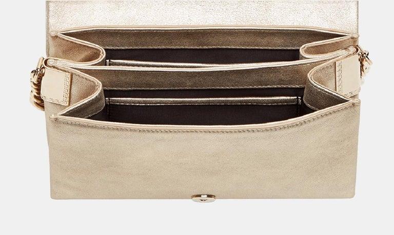 Women s New Versace Gold Palazzo Sultan Medusa Swarovski Crystal Evening  Shoulder Bag For Sale 8b1cf9ffa3