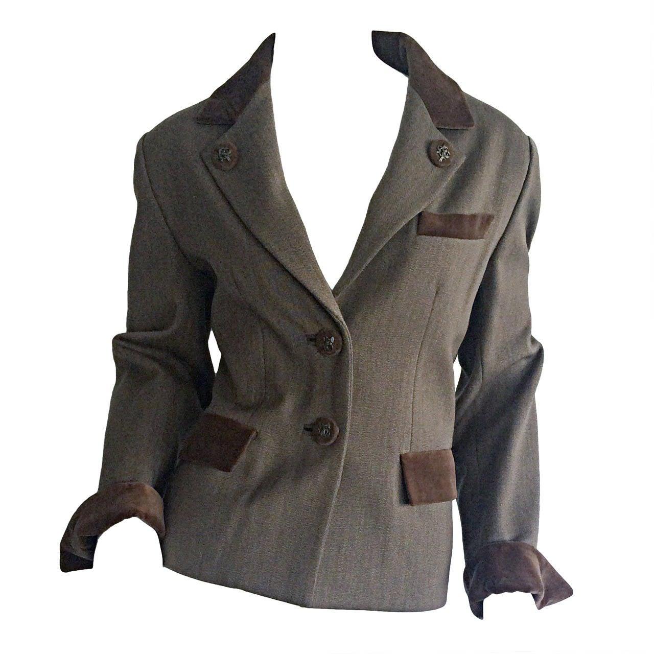 Vintage Riding Jacket 100