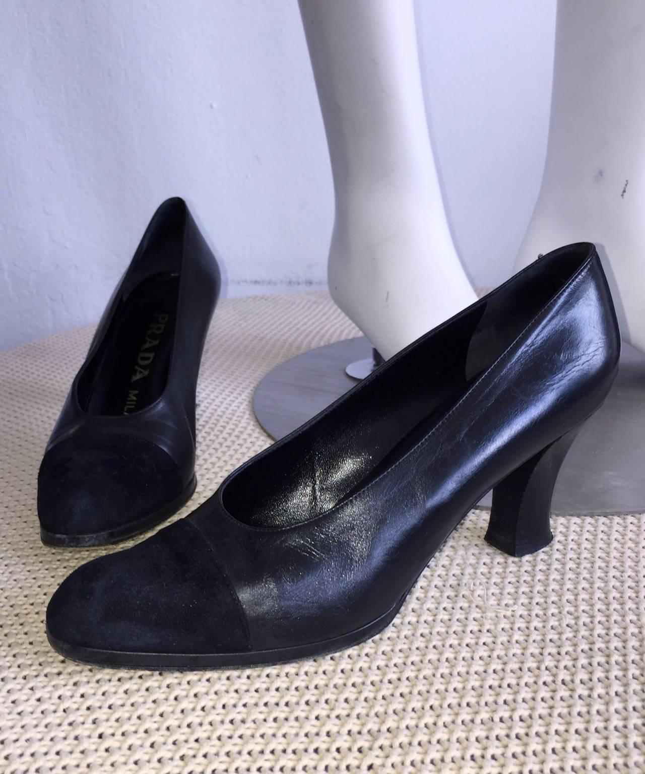 Black Pump Heels Sale