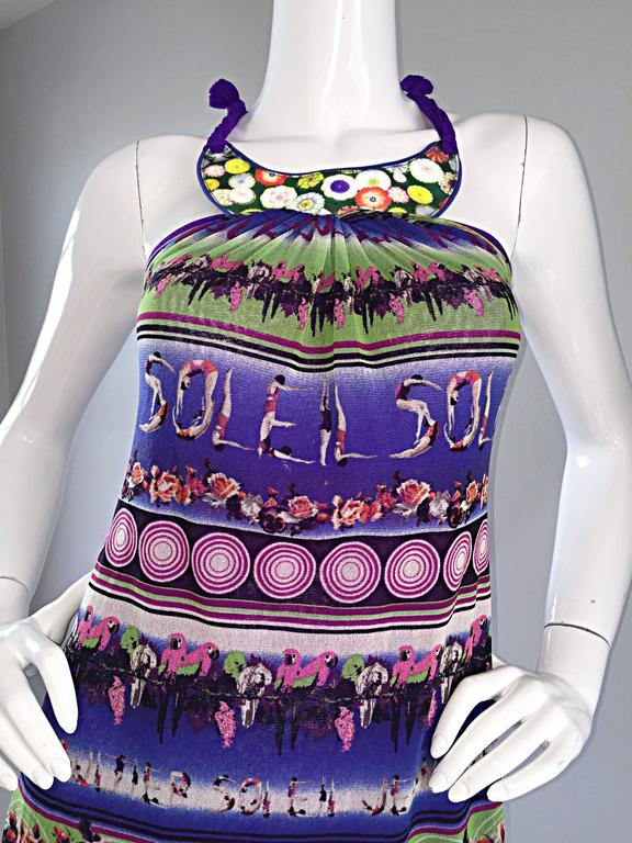 Purple Jean Paul Gaultier Vintage