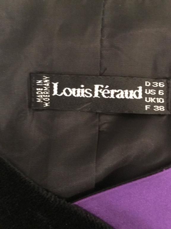 Rare Vintage Louis Feraud ' Matador ' Cropped Sequined Circus Jacket Bolero   For Sale 5