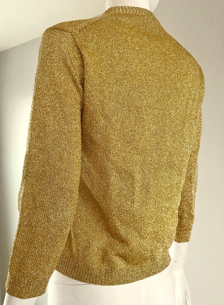 Find great deals on eBay for gold sweater. Shop with confidence.