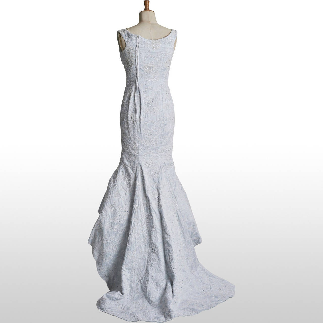 Vivienne Westwood Custom Made Wedding Gown For Sale At 1stdibs