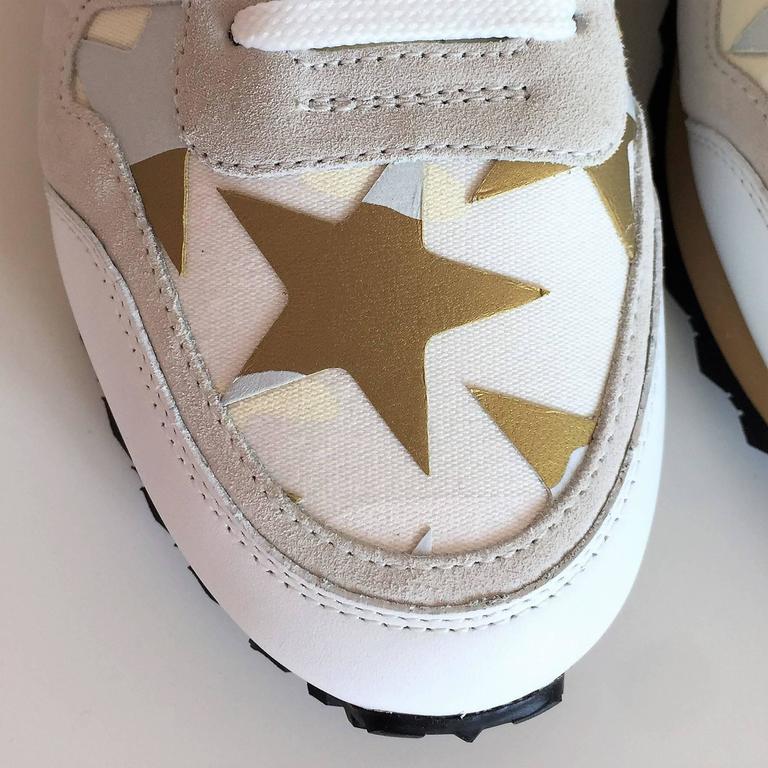 New Valentino Garavani Sneaker Starstudded Shoes 8