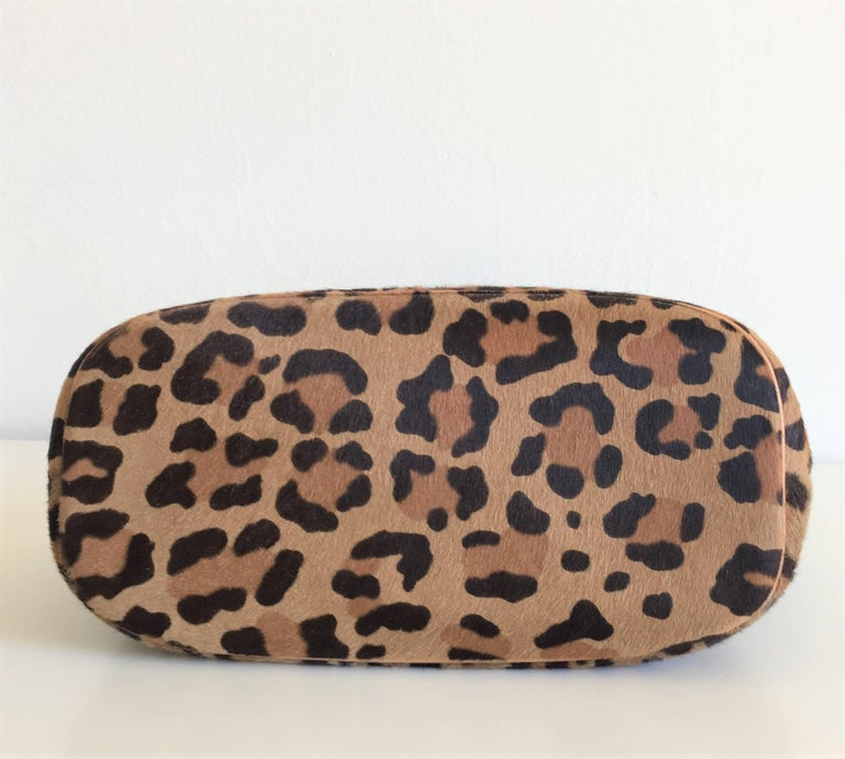 LOUIS VUITTON  Leopard Alma Hand Bag by Azzedine Alaïa 6