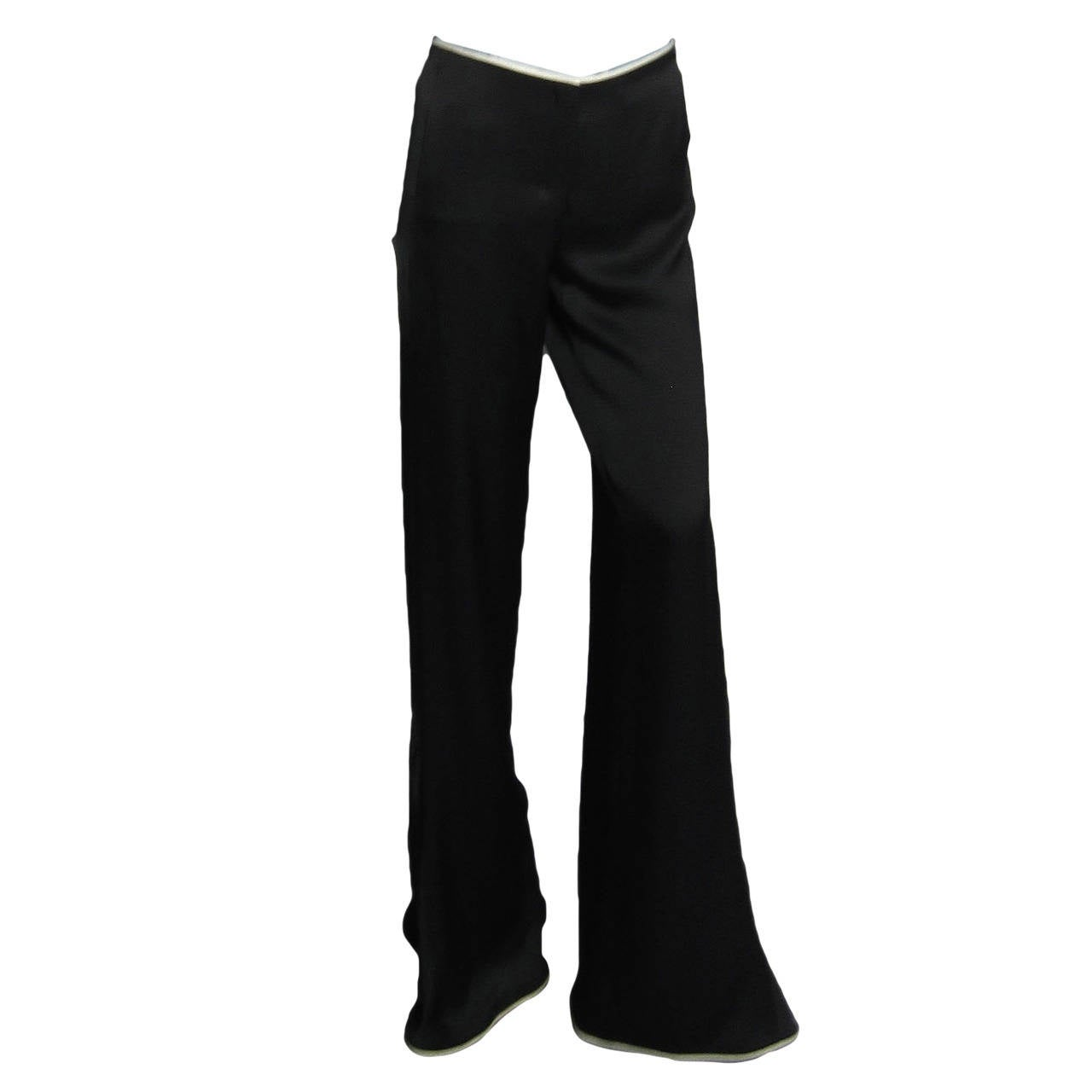 Coco chanel bell bottoms