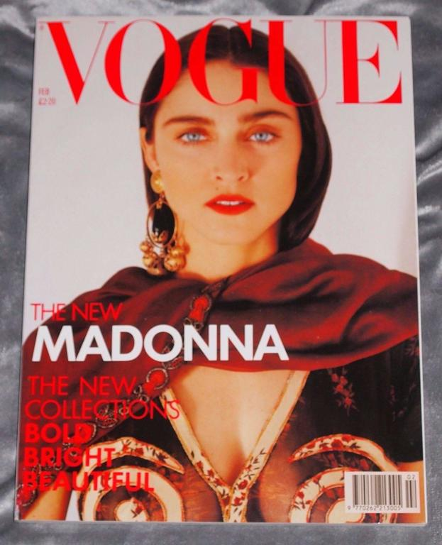 1989 JEAN PAUL GAULTIER appliqué sheer dress ( Vogue UK Madonna 1989 cover ) 3