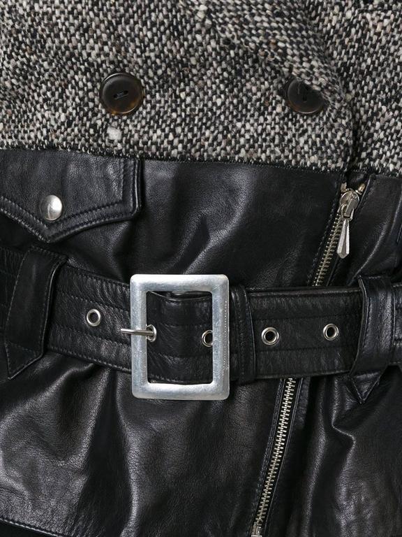 Women's 'Forbidden Gaultier' 1987/88 JEAN PAUL GAULTIER biker jacket For Sale