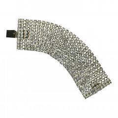 1960s Rhinestone Cuff Vintage Bracelet