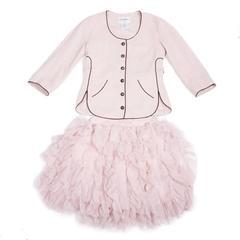 Chanel Runway «Les Fonds Marins»2012 Skirt Suit