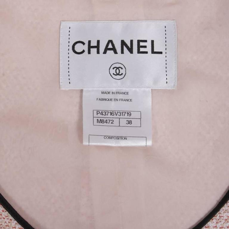 Chanel Runway « Les Fonds Marins »2012 Skirt Suit For Sale 1