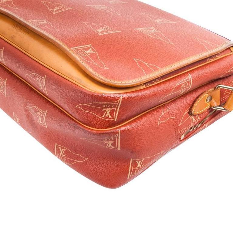 Women's or Men's America's Cup Louis Vuitton Bag For Sale