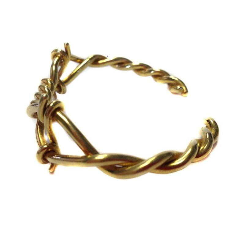 online bracelet line twisted gold appealing buy kollam supreme two plated bangle