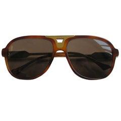 JOHN DALIA Tortoiseshell Sunglasses Model 'Gary'