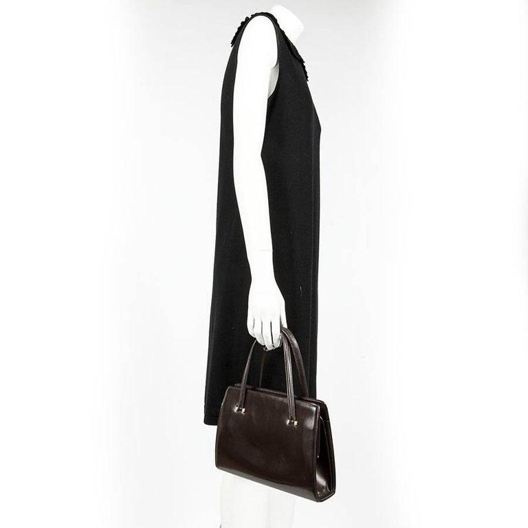 Black Hermes Vintage