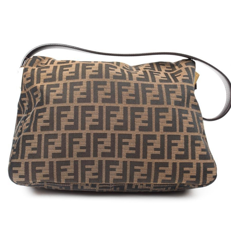 FENDI Bag in Brown Monogram Canvas at 1stdibs 031ba3538b728