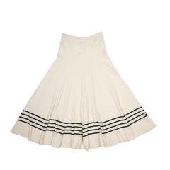 White Skirts