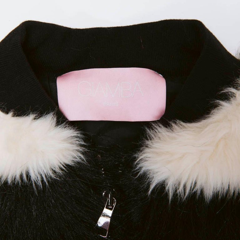 GIAMBATTISTA VALLI Jacket in Silk and Polyester Size XS For Sale 1