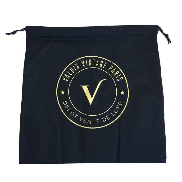 HERMES 'Etribelt' Handbag in Black Leather For Sale 4