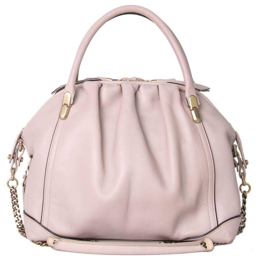 48c02a77220 Nina Ricci leather bag For Sale at 1stdibs