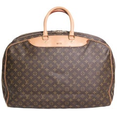 Louis Vuitton Alizé 3 Brown Monogram Canvas Travel Bag