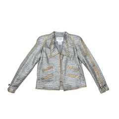 CHANEL 'Paris Bombay' Jacket Size 36FR